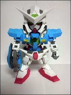 Papercraft Gundam