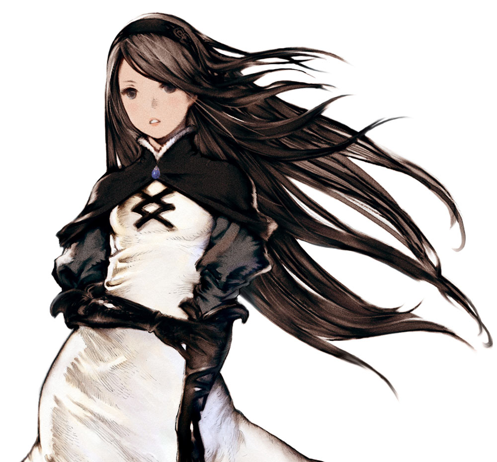 Bravely Default: Flying Fairy Fiche RPG (reviews, previews, wallpapers ...