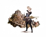 Artworks Bravely Default: Flying Fairy