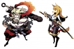 Artworks Etrian Odyssey IV: Legends of the Titan