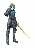 Artworks Fire Emblem Echoes: Shadows of Valentia