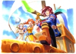 Artworks Skies of Arcadia