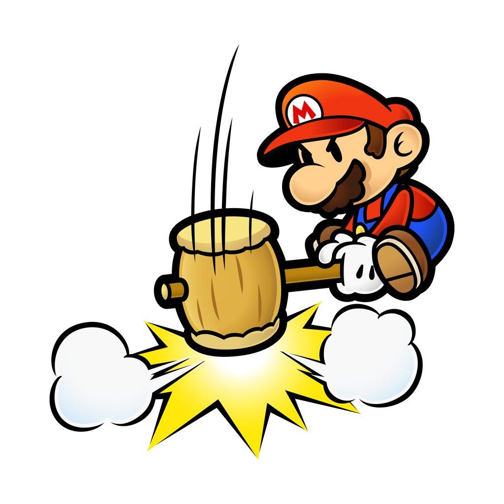 Paper Mario & co Paper_mario__la_porte_millenaire_art_12
