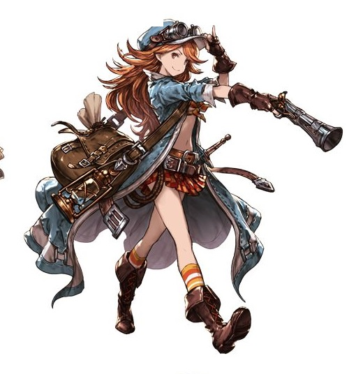 Granblue Fantasy Ios Artworks Images Legendra Rpg