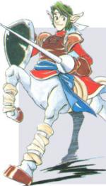 Artworks Shining Force II Chester