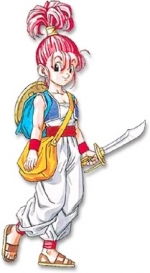 Artworks Dragon Quest III