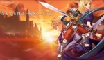 Artworks Ys: The Oath in Felghana