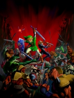 Artworks The Legend of Zelda: Ocarina of Time