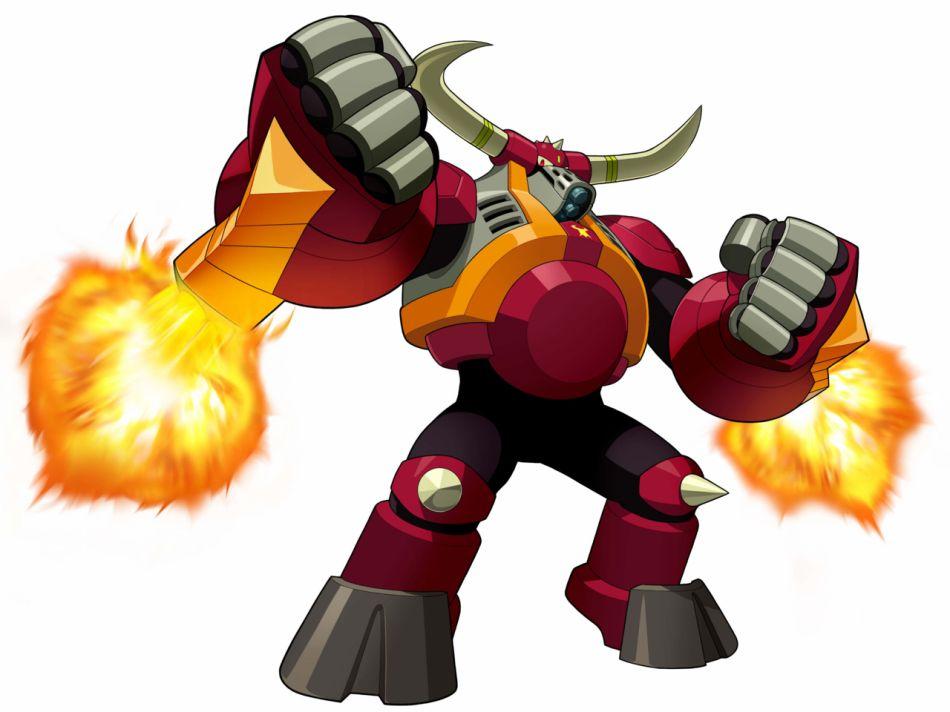 Artworks Mega Man Star Force: Leo