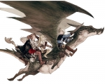 Artworks Final Fantasy: The 4 Heroes of Light