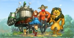 Artworks The Wizard of Oz: Beyond The Yellow Brick Road