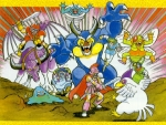 Artworks Dragon Quest IV: L'épopée des Elus