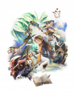 Artworks Final Fantasy: Crystal Chronicles Remastered Edition
