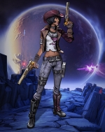 Artworks Borderlands: The Pre-Sequel!