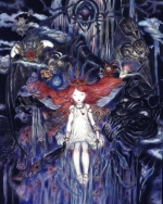 Artworks Child of Light art poster designed by Yoshitaka Amano