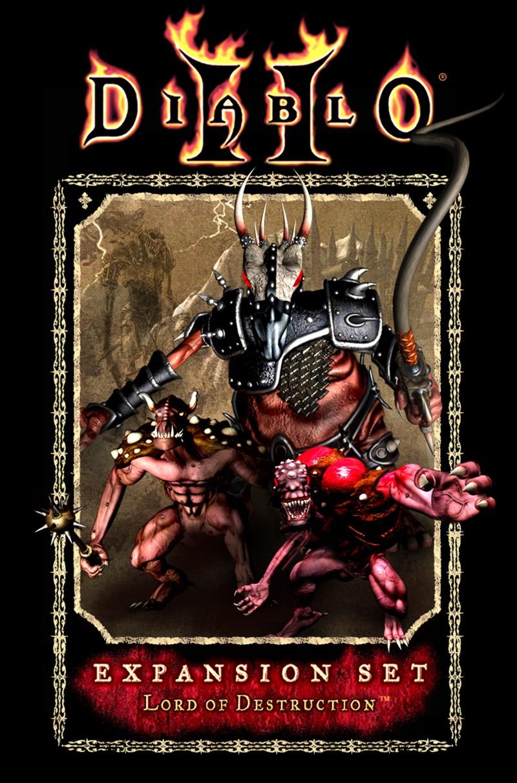 Diablo ii lord of destruction pc artworks images - Diablo 2 lord of destruction wallpaper ...