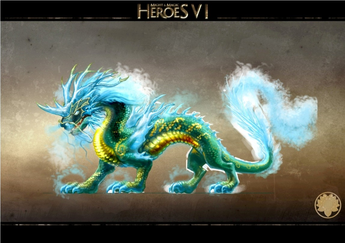 Artworks Might & Magic Heroes VI