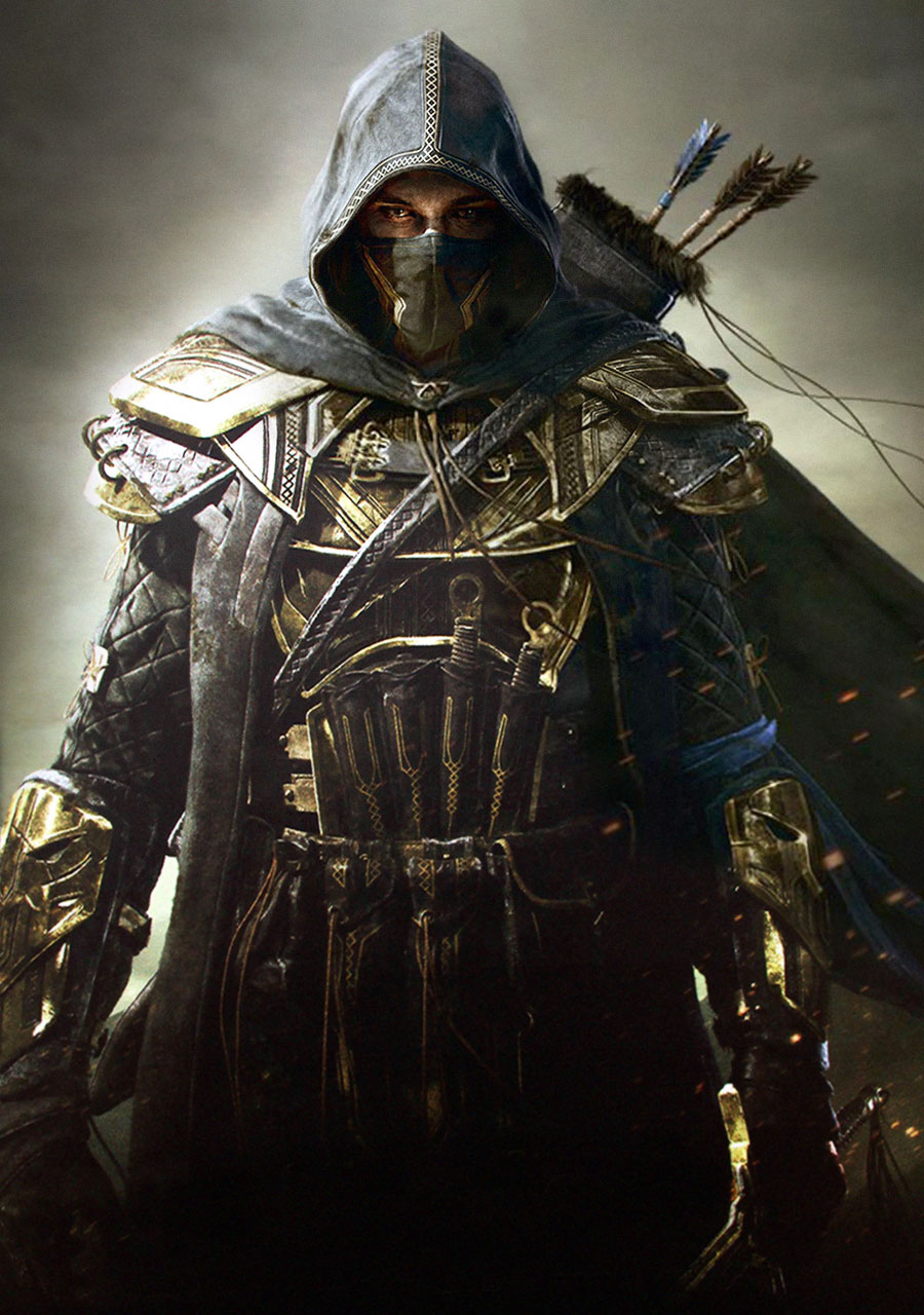 Artworks The Elder Scrolls OnlineBreton Elder Scrolls