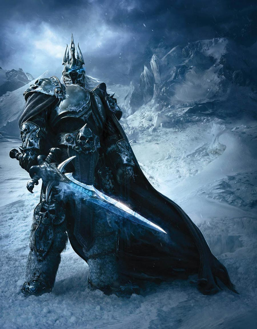 world of warcraft wrath of the lich king pc artworks