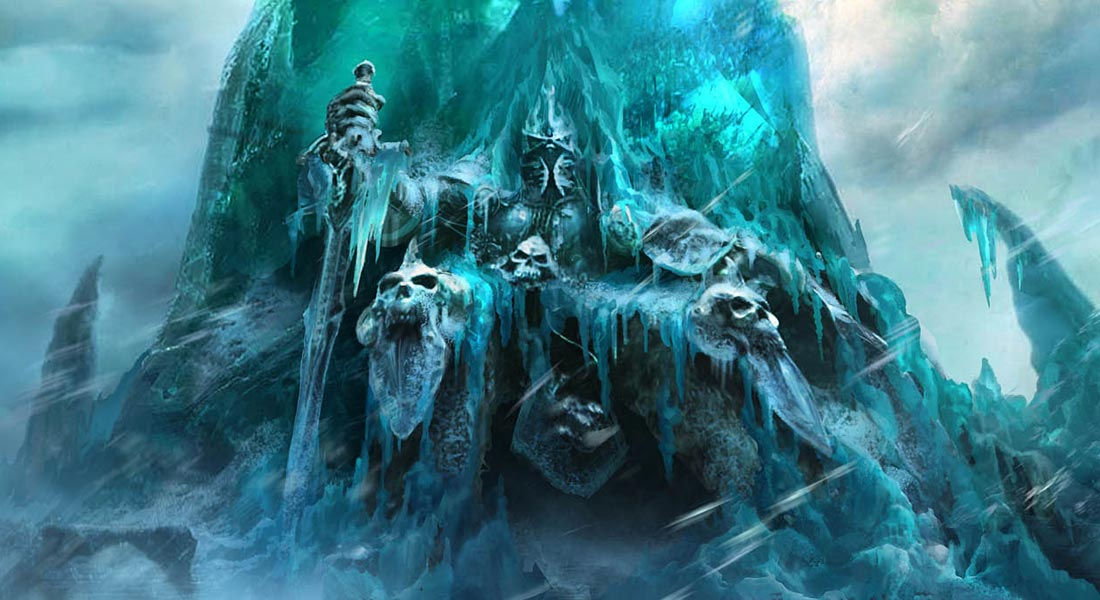 world of warcraft wrath of the lich king dlc pc
