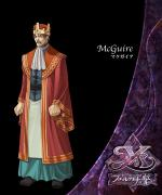 Artworks Ys: The Oath in Felghana McGuire