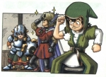 Artworks Dragon Quest VII: La Quête Des Vestiges Du Monde
