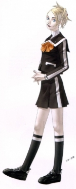 Artworks Persona 2: Innocent Sin Lisa Silverman