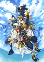Artworks Kingdom Hearts II