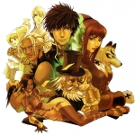 Artworks Shadow Hearts: Covenant