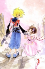Artworks Tales of Destiny 2