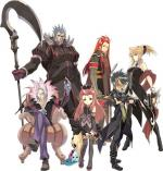 Artworks Tales of the Abyss Les bad guys