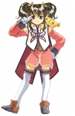 Artworks Tales of the Abyss Anise Tatlin