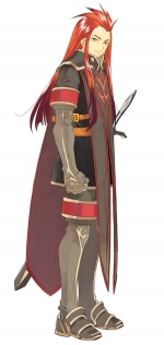 Artworks Tales of the Abyss Asch