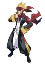 Artworks Disgaea 3: Absence of Justice Champloo Sensei