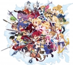 Artworks Disgaea Dimension 2: A Brighter Darkness
