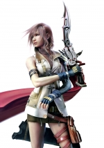 Artworks Final Fantasy XIII Lightning