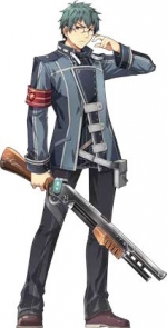 Artworks The Legend of Heroes: Trails of Cold Steel II