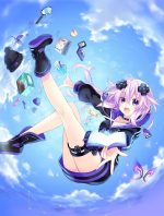 Artworks Megadimension Neptunia VIIR