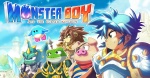 Artworks Monster Boy and the Cursed Kingdom