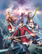Artworks The Legend of Heroes: Trails of Cold Steel II for PS4