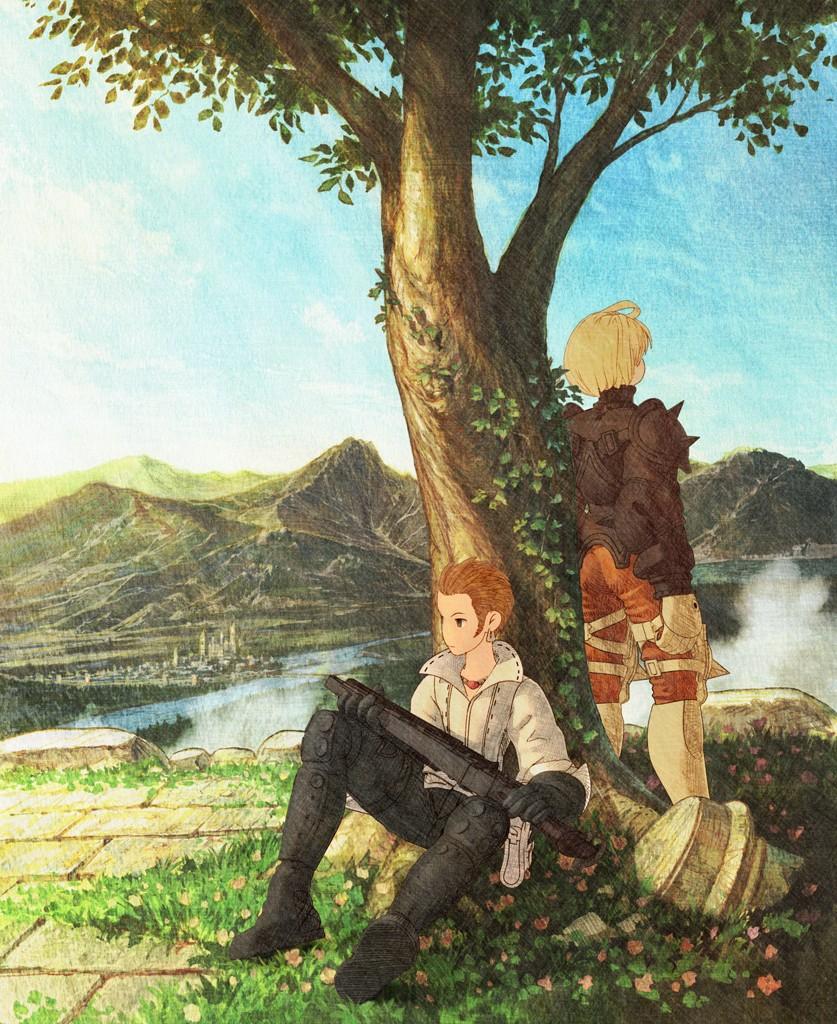 Final Fantasy Tactics Artwork Artworks Final Fantasy
