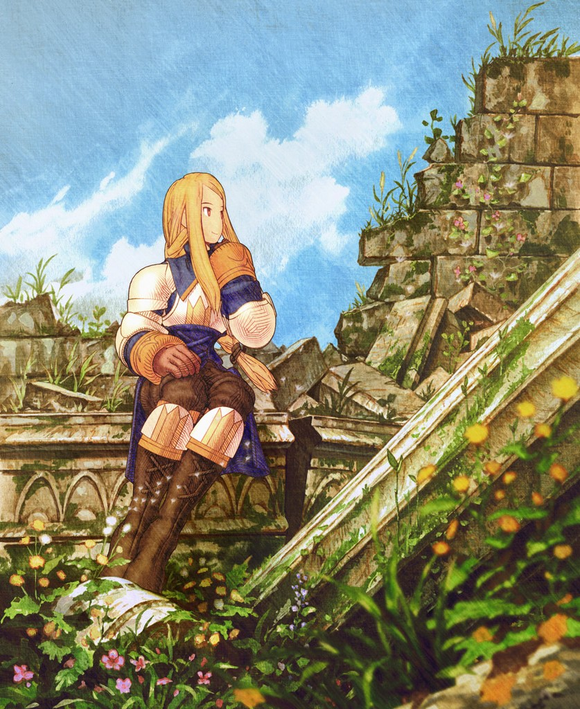 final fantasy tactics ramza and agrias relationship problems