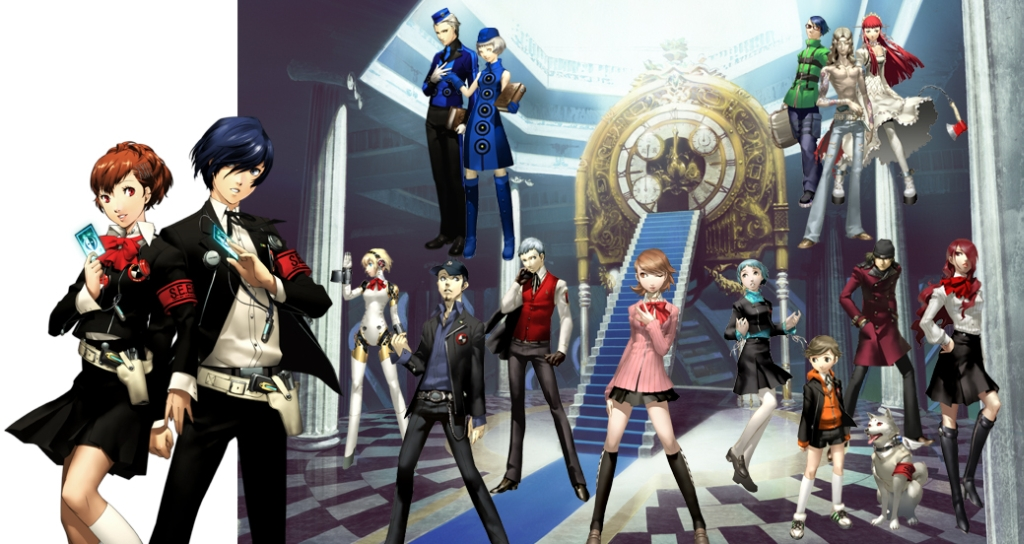 Cheats For Persona 3 Portable Psp Artworks Persona 3 Portable