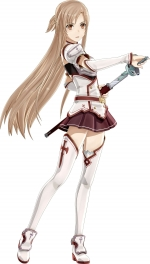 Artworks Sword Art Online: Hollow Fragment
