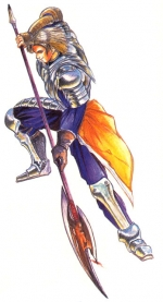 Artworks Lufia II: Rise of the Sinistrals Guy