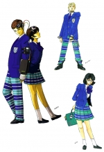 Artworks Shin Megami Tensei if...