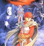 Artworks Ys V: Lost Kefin - Kingdom of Sand