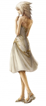Artworks Pandora's Tower: Until I Return To Your Side Elena