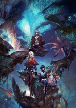 Artworks Xenoblade Chronicles X