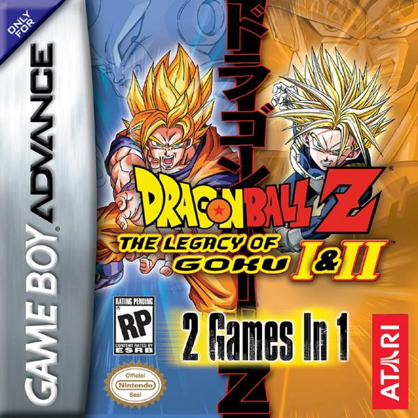 dragon ball legacy of goku